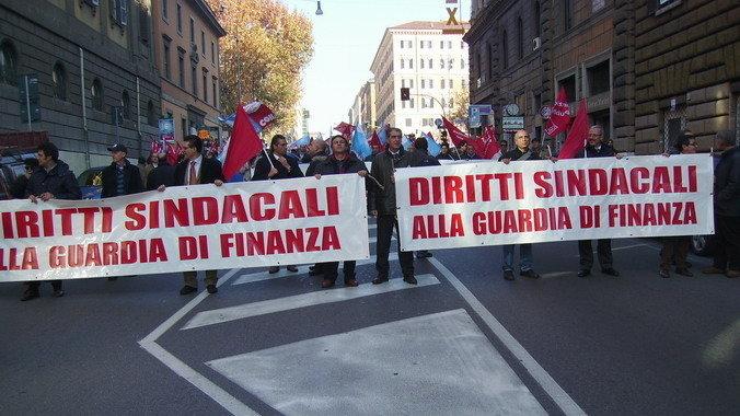 gdf diritti sindacali