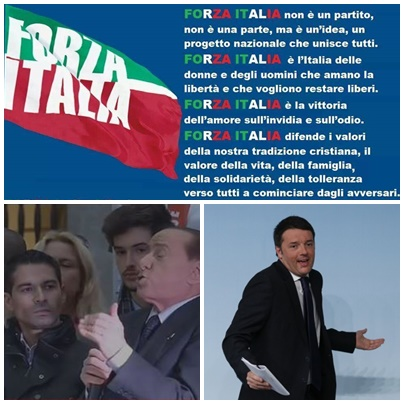 page forzaitalia